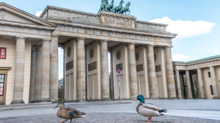 Все още не е дошло времето за отваряне на германската икономика. Или поне така мисли Берлин