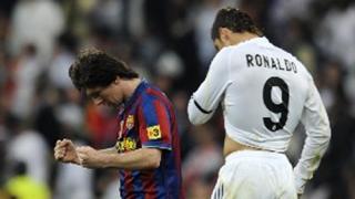 Меси: Спирам с футбола, вместо да играя за Реал (М)