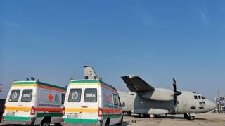 Транспортират самопрострелялата се курсантка във ВМА