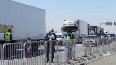 МВР: Може някои хора да не бъдат допуснати да влязат в София