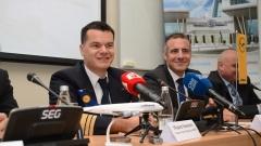 Lufthansa изгражда в София най-големия хангар за ремонт на самолети на Балканите