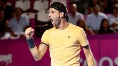 Григор Димитров се изкачва в ранглистата на ATP, вече е №54