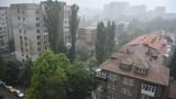 Екипи дежурят заради бурята над София