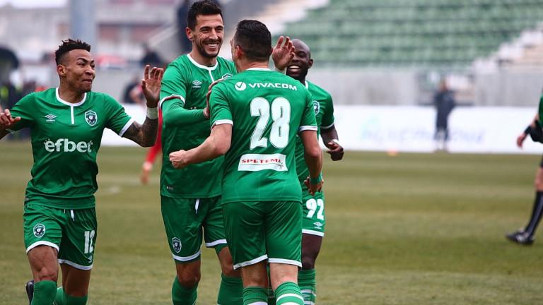 Шампионът на България Лудогорец ще играе срещу унгарския шампион Ференцварош