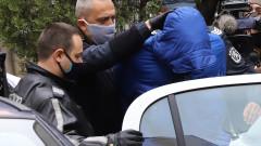Удължиха на 72 часа ареста на шофьора, убил в катастрофа Милен Цветков