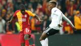 Бенфика победи Галатасарай с 2:1 като гост в Лига Европа