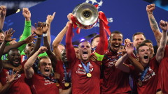 Ливърпул се завърна на европейския футболен трон!