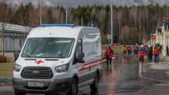 Русия с над 50 хил. заразени с коронавирус