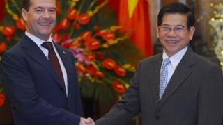 Русия строи първата АЕЦ във Виетнам