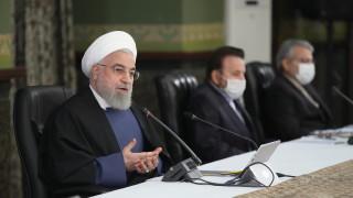 Рохани: Иран ще се справи по-добре от останалите след спада на цената на петрола