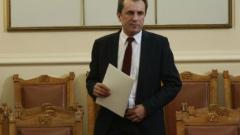 Подавам оставка при съмнения в подкрепата на БСП и ДПС, обяви Орешарски
