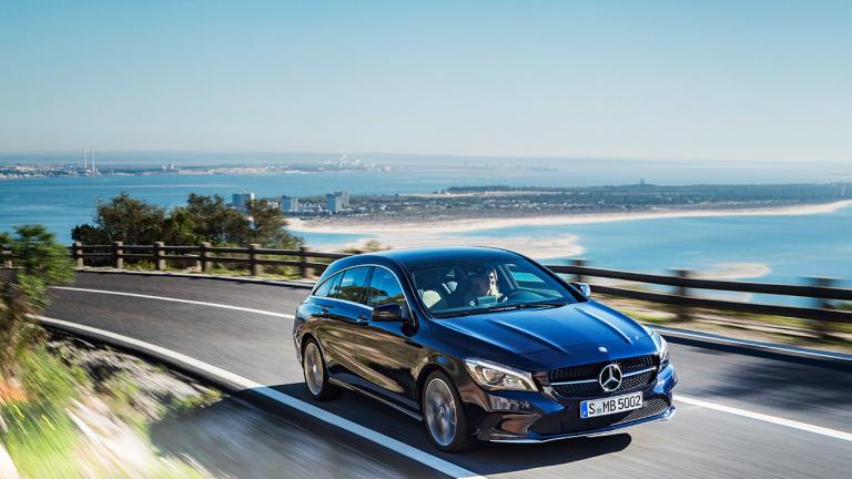 Рекорден ръст в продажбите на Mercedes от началото на годината