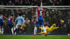 """Шок на """"Етихад"""": Кристъл Палас нанесе втора загуба на Манчестър Сити във Висшата лига!"""