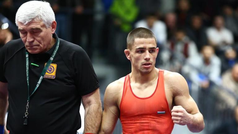 Георги Вангелов взе приза за най-техничен състезател на Държавния шампионат