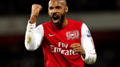 Анри: Арсенал заслужава да е в топ 4