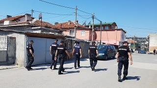 Униформени извършиха десетки проверки в Хасково