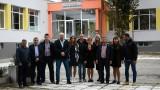 Красен Кралев прие реновираната сграда на държавно спортно училище във Варна
