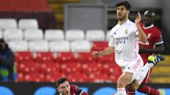 Ливърпул - Реал (Мадрид) 0:0 (Развой на срещата по минути)
