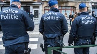 Нападателка простреляна и арестувана в Белгия