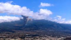 Над 5000 души са евакуирани от Канарските острови заради вулкан