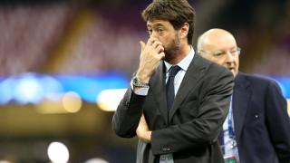 Аниели: Не съжалявам, че привлякох Кристиано Роналдо в Ювентус