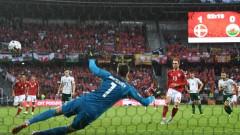 """""""Червения динамит"""" гръмна два пъти срещу Уелс в първия си мач от Лига на нациите"""