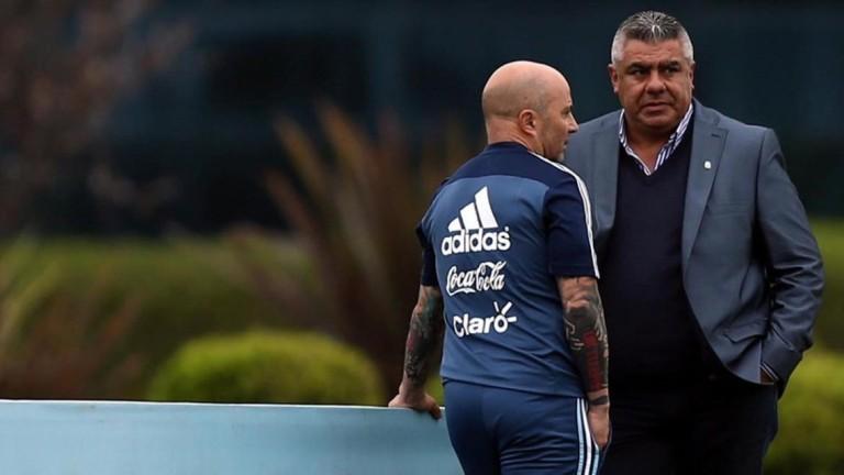 Хорхе Сампаоли остава селекционер на националния отбор по футбол на