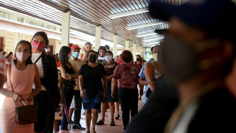 Балотажи на местния вот в Бразилия
