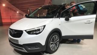 Opel подготвя новия флагмански кросоувър на марката