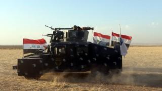 Иракската армия започна операция срещу кюрдите за отвоюването на Киркук