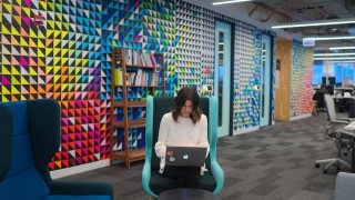 5 водещи тенденции при офис дизайна за 2019 г.