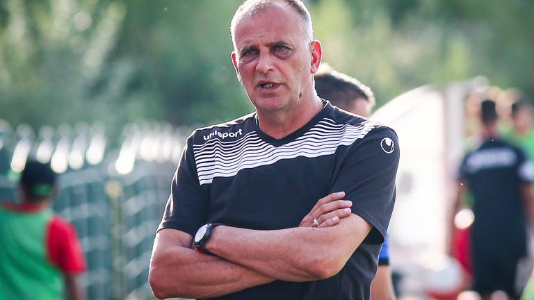 Антони Здравков: Най-лесното нещо в България е да бъде освободен някой треньор