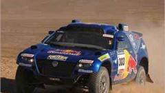 Карлос Сайнц поведе в класирането на Рали Дакар