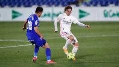 Грешка на Реал (Мадрид), Хетафе продължи добрата серия срещу лидерите