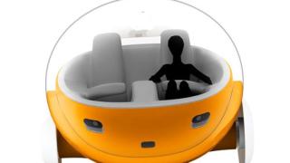 Apple iMo – автомобил от бъдещето (галерия)