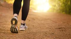 Здраве с няколко хиляди стъпки на ден