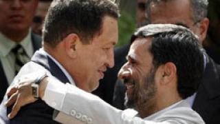 Чавес и Ахмадинеджад заедно срещу американския империализъм