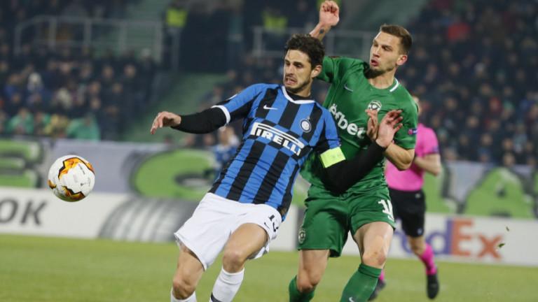Андреа Ранокиякоментира предстоящото дерби с Ювентус. Защитникът на Интер изведе