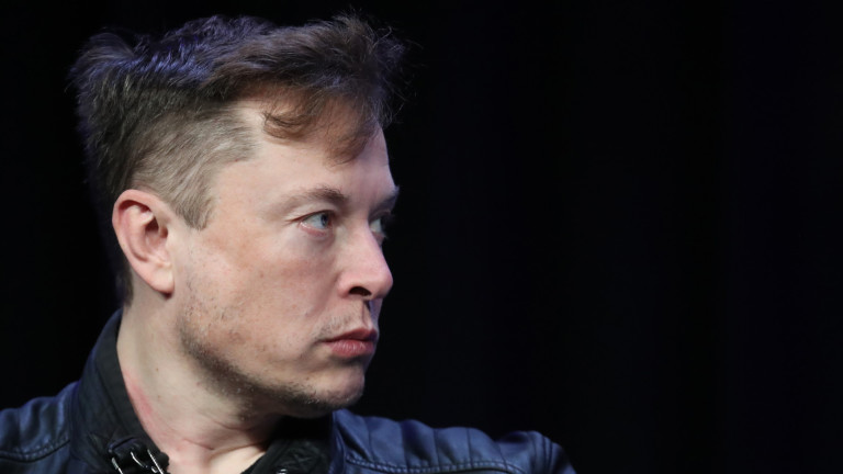 Богатството на Мъск се стопи с $5,6 милиарда за ден след спад на акциите на Tesla