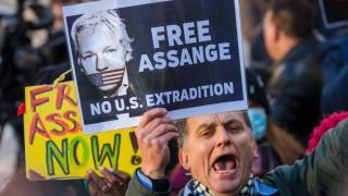 Администрацията на Байдън иска екстрадиция на Асандж