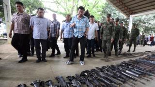 Деветима убити при престрелка между филипинските сили и терористи