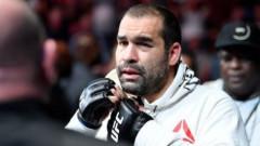 Благой Иванов с втора поредна победа в UFC