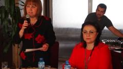 Нинова кани всички жени в парламента в кампания срещу насилието
