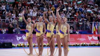 Рекордна гледаемост на световната купа по художествена гимнастика в София