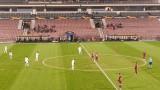 ЧФР Клуж - ЦСКА 0:0, решаващо спасяване на Бусато