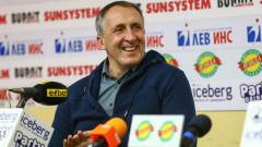 Цанко Цветанов: Целта на Етър е оставане в Първа лига