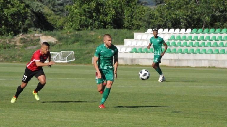 Берое загря за старта на Първа лига с победа