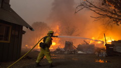 Пожарите в Калифорния взеха 5 жертви