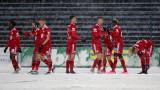 ЦСКА победи Славия с 1:0 като гост