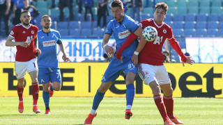 ЦСКА с толкова мачове в Европа този сезон, колкото Левски в последните четири участия